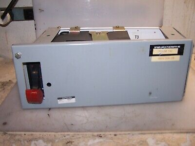 "Ge 8000 Series 60 Amp 6"" Half Feeder Bucket Sela36At0060 W 50A Plug Srpe60A"