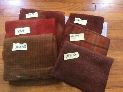 Wool Fabric for Primitive Rug Hooking or Appliqué