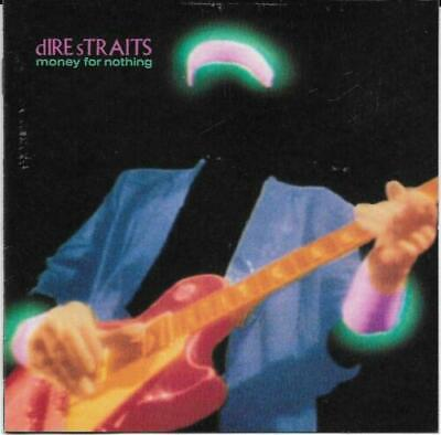 Dire Straits - Money for Nothing (Greatest Hits) CD - 1988 Warner Bros