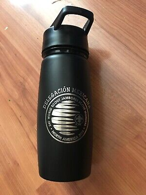 24th World Boy Scout Jamboree 2019 Mexico Mexican Contingent WSJ Water Bottle