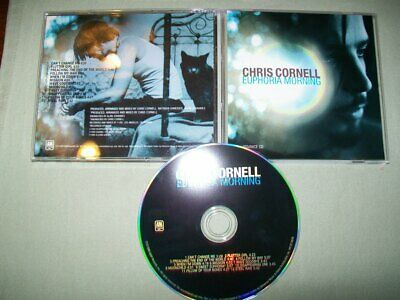 Chris Cornell          **PROMO CD**             Euphoria Morning