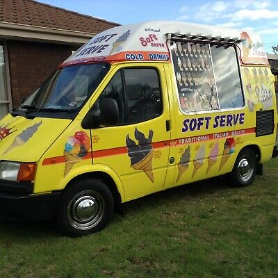 Ice Cream Van.   Mr Whippy