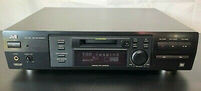 JVC MiniDisc Player/Recorder XM-228 *Made in Japan*