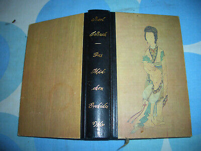 German book, very nice old book. Classic read. If you read German, that is. LOOK