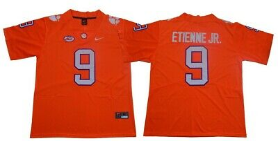 Travis Etienne #9 Clemson Tigers 100% Stitched NCAA Football Jersey**Adult**