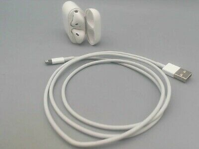 Apple AirPods 2nd Generation w/Charging Case *PARTS oNLY rEAD DEScRIPTION*