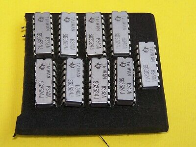 9 x Circuiti integrati SG3524J by Texas Instruments - PWM switching  controller
