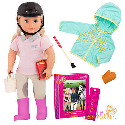 """NEW OUR GENERATION TAMERA: """"A Summer Of Riding"""" 18inch 