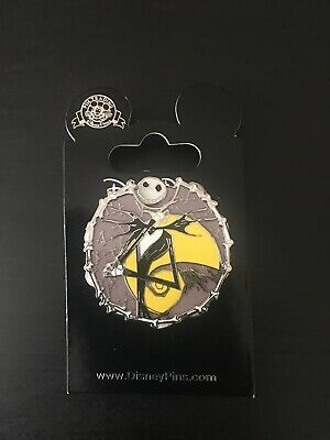 Nightmare Before Christmas Trading Pin Spinner Jack Skellington