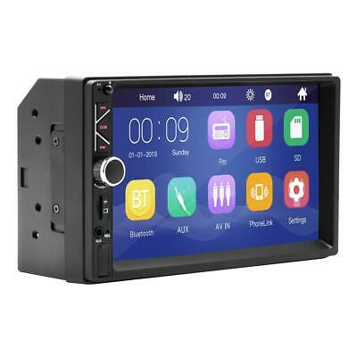 """7"""" Bluetooth Stereo Radio Touch Screen 2-Din HD Mp5 Player for IOS/Android Phone"""
