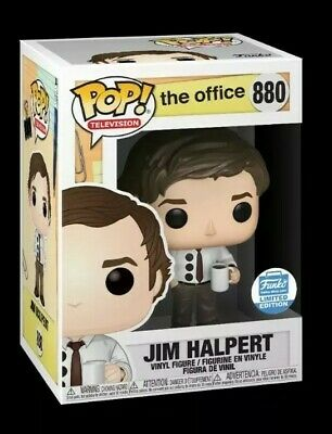 Pop! TelevisionThe Office - Jim Halpert as 3-Hole Punch In Hand The Office Funko