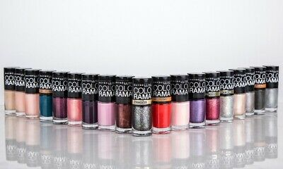 Maybelline Color Show Colorama Nail Polish - NEW ASSORTED SHADES