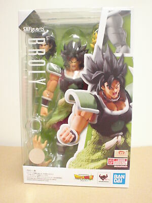 Bandai SH S H Figuarts Dragon Ball Super Broly 2019 Movie Armored Broly Figure