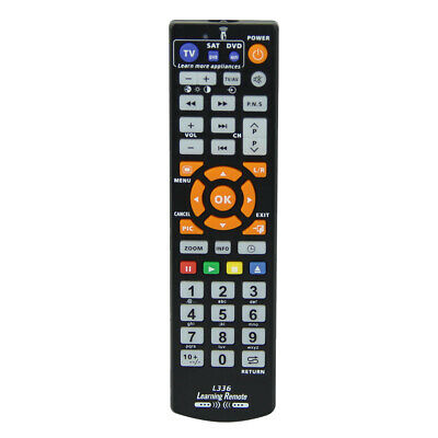 Replacement Universal Infrared Remote Control Compatible For TV/VCR/DVD/VCD/CD