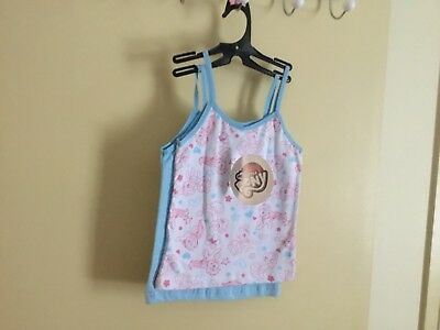 PKT 2 MY LITTLE PONY SINGLETS SIZE 2/3 New!! REDUCED