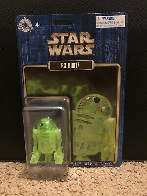 Disney STAR WARS Droid Factory R3-BOO17 Astromech Droid Halloween 2017 RETIRED!