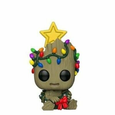 Guardians of the Galaxy: Vol. 2 - Groot Holiday Pop! Vinyl-FUN43333-FUNKO
