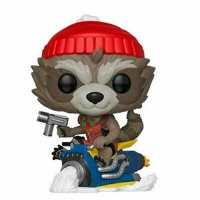 Guardians of the Galaxy: Vol. 2 - Rocket Holiday Pop! Vinyl-FUN43334-FUNKO