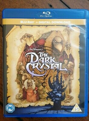 The Dark Crystal [Blu-ray] NEW unsealed code removed *FREE 1ST P&P*