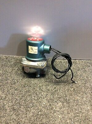 General Controls Electric Valve, 120v, 8W, 120A, Solenoid Size: 180 , K3A442