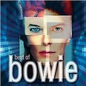 David Bowie - Best of Bowie (2008) Single disc Italian flag . New wrapped.
