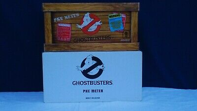Ghostbusters Prop Replica Matty Collector Ecto-PKE Meter New In Box