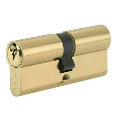 Yale Euro Double Profile Cylinder Standard Security Lock Various Size