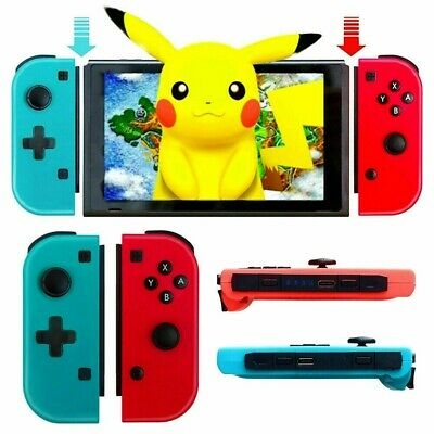 Wireless Pro Joy-Con Game Controller Nintendo Switch Console Gamepad Joy Pad*US