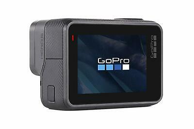 GoPro HERO6 Black igital Action Camera with Touch Screen 4K HD Video - (860719)