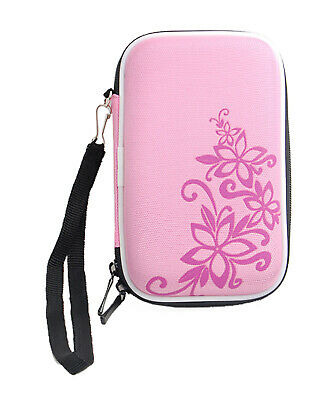 """2.5"""" EVA Hard Carry Case Holder For WD My Passport Ultra Portable hard Drive"""
