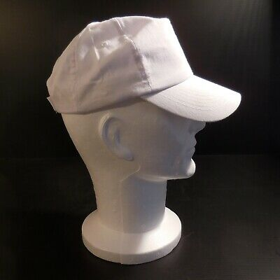 Casquette blanche RESULT HEADWEAR RC05 AZO FREE vintage unisexe adulte N4320