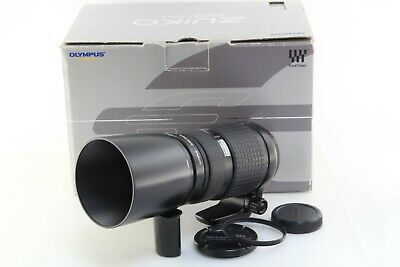 Excellent++ OLYMPUS ZUIKO DIGITAL ED 50-200mm F/2.8-3.5 lens four thirds w/ hood
