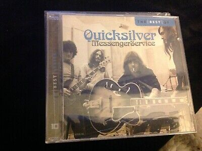 CD The Best of Quicksilver Messanger Service