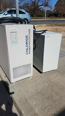 Chloride Power Protection LINEAR MK2 10kVA/7000W UPS