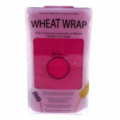 100% Natural Lavender Wheat Wraps In Acetate Gift Box Many Designs Available