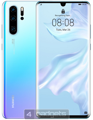 Huawei P30 Pro 128GB - Breathing Crystal - Unlocked - Good Condition