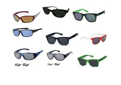 BOYS Childrens Sunglasses Lots of Styles 100% UV Protection END OF SEASON SALE
