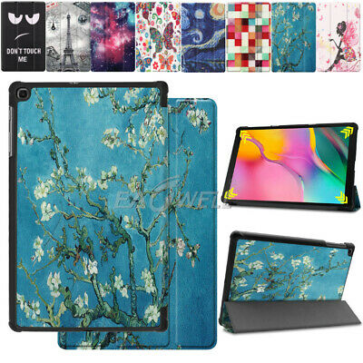 For Samsung Galaxy Tab A 10.1 inch 2019 T510 T515 Stand Leather Smart Cover Case