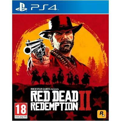 VIDEOGAMES - RED DEAD REDEMPTION x PS4