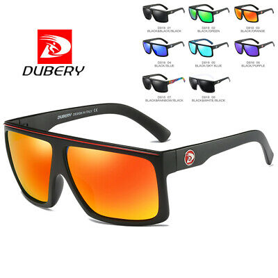 DUBERY Men Vintage Polarized Sunglasses Driving Shades Eyewear Eye Glasses UV400