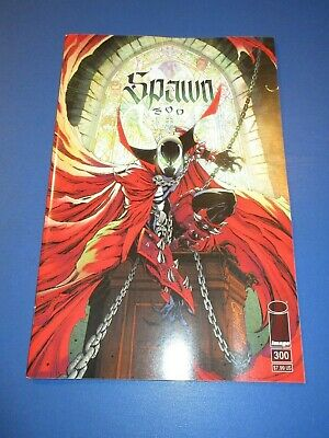 Spawn #300 J Scott Campbell Variant Awesome!  NM Gem Wow