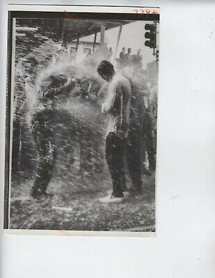 1960 Intrgrated Schools Vintage Photo New Orleans Louisiana Civil Rights