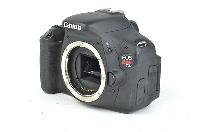 Canon EOS Rebel T3i 18.0 MP Digital SLR Camera (Body Only)  #C901779