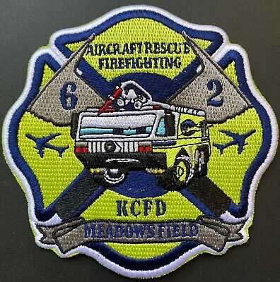 Kern County Fire Department Station 62 Patch - California CA