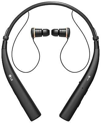 LG Tone Pro HBS-780 Premium Wireless Stereo Bluetooth Headset Authentic (Black)