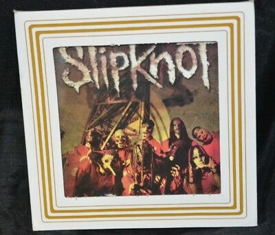 Slipknot Concert Promo Picture Poster in Wall Hanging Frame w/ glass  Original