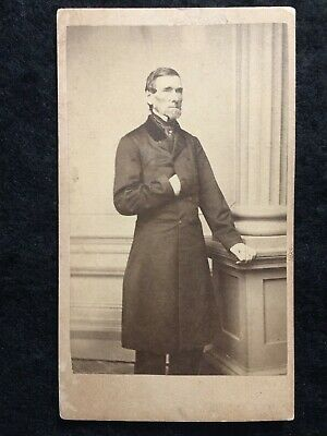 "1861-1865 ***Civil War Era*** {4 Inches High}  ""Original Real"" Picture!  Scarce!"