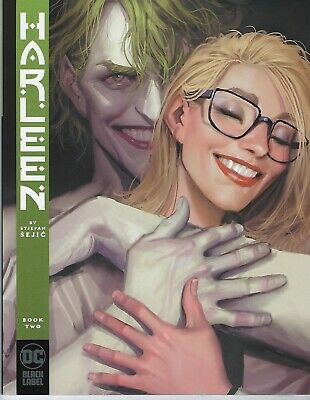Harleen # 2 of 3 Cover A NM Black Label DC Pre Sale Ships Oct 30th