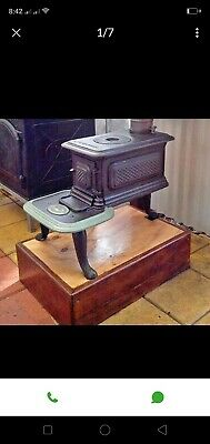 Blackwoodsman cast iron Wood Heater Stove offer's welcome....