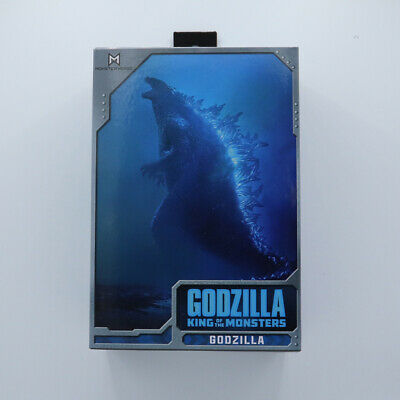 "NECA Godzilla: King of the Monsters Version 2 (2019) 12"" Inches Head to Tail"